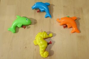 Meeres-Spritztiere