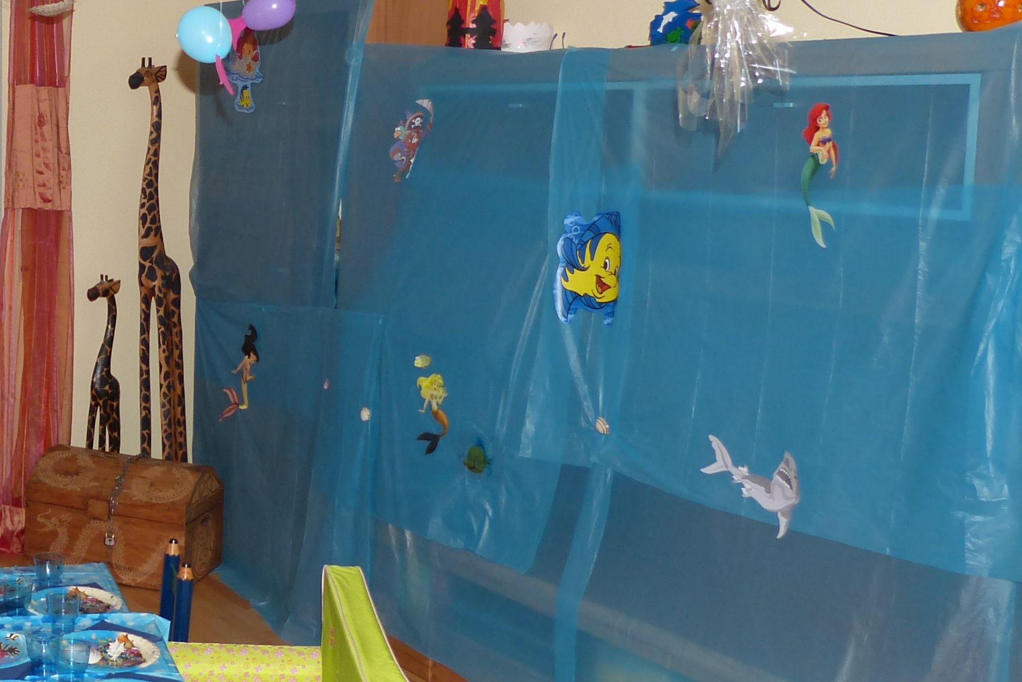 Meerjungfrauen- und Piraten-Party - Party-Anleitung ~Partiesserie