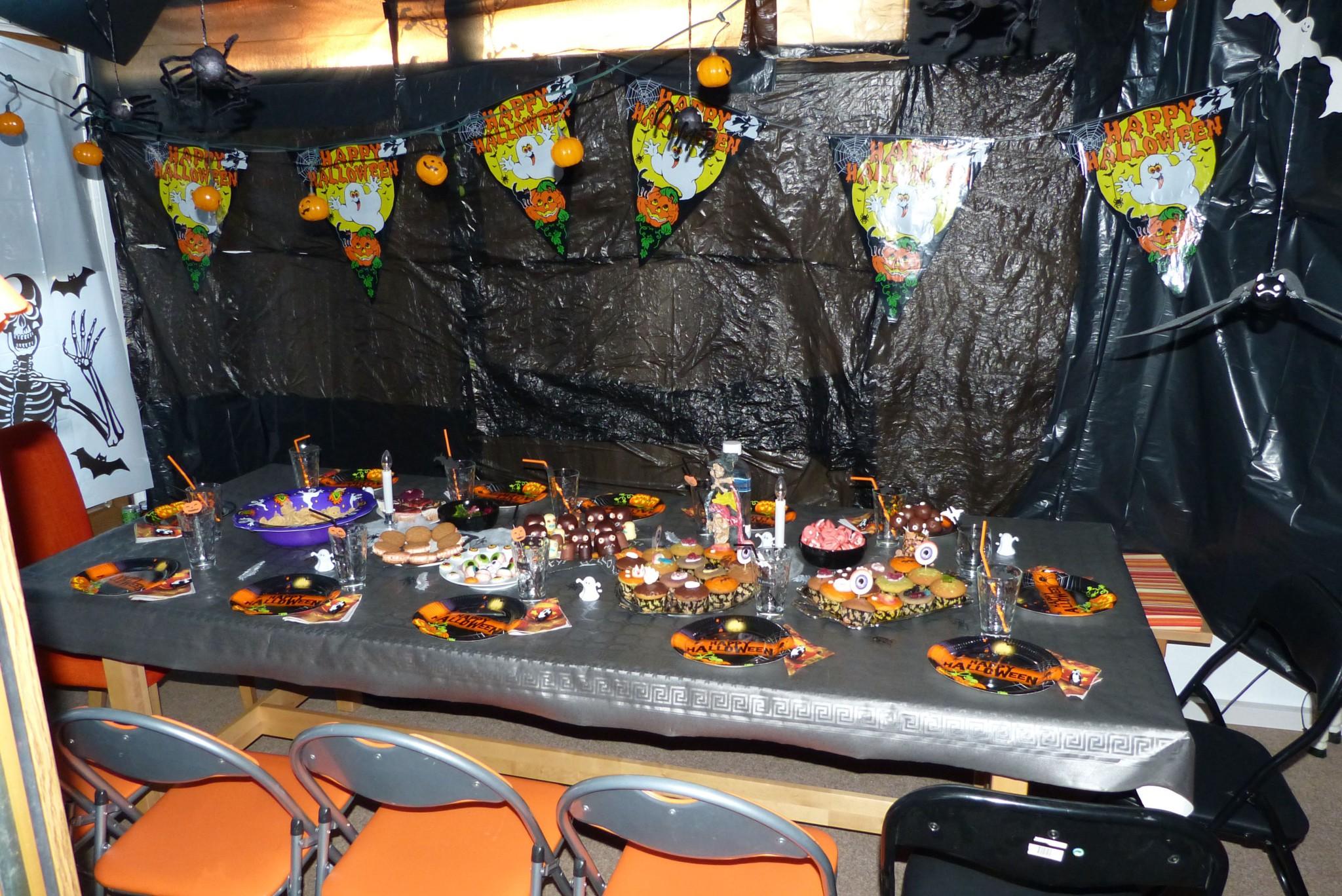 Halloween-Mülltüten