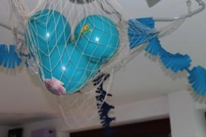Meerjungfrauen-Deko 2