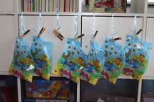 Meerjungfrauen-Mitgebseltüten