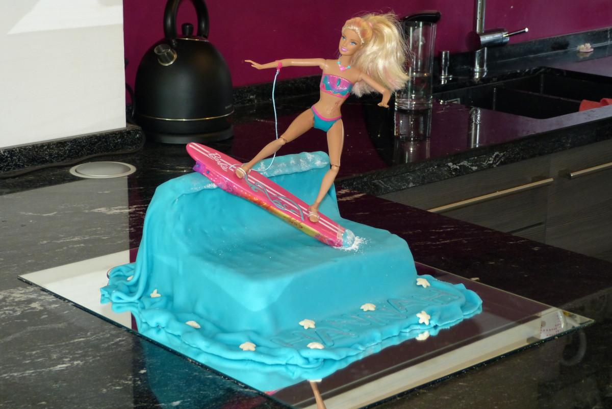 Merliah-Kuchen schräg