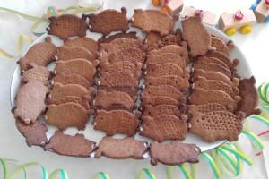 Wildschwein Kekse