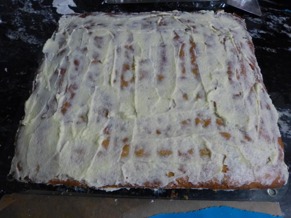 Piraten Kuchen Anleitung Partiesserie