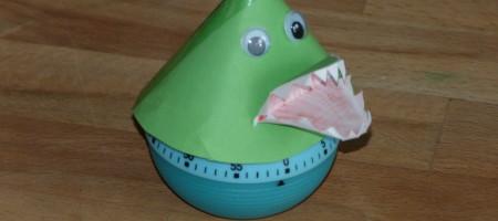 Käpt'n Hooks tickendes Krokodil – Suchspiel