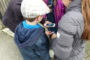 Verfolgungsjagd mit dem Smartphone