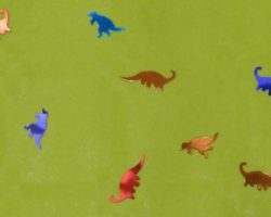 Dino-Konfetti