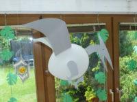 Flugsaurier-Luftballon