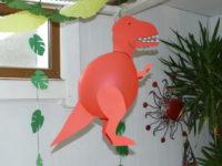 Trex-Luftballon