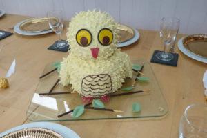 Eulen-Kuchen