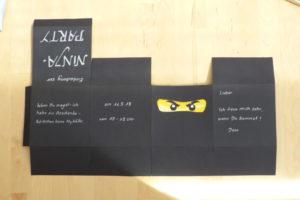 Ninja-Einladung_Beschriften1
