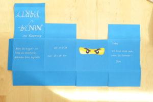 Ninja-Einladung_Beschriften2
