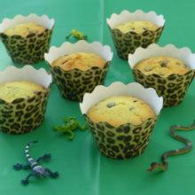 Leoparden-Muffins