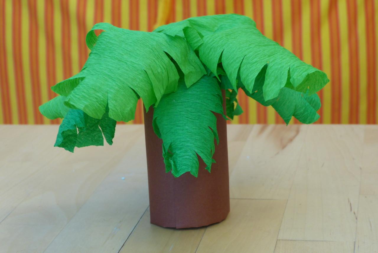 Sueßigkeiten-Palme
