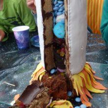 Raketen Kuchen innen2 1
